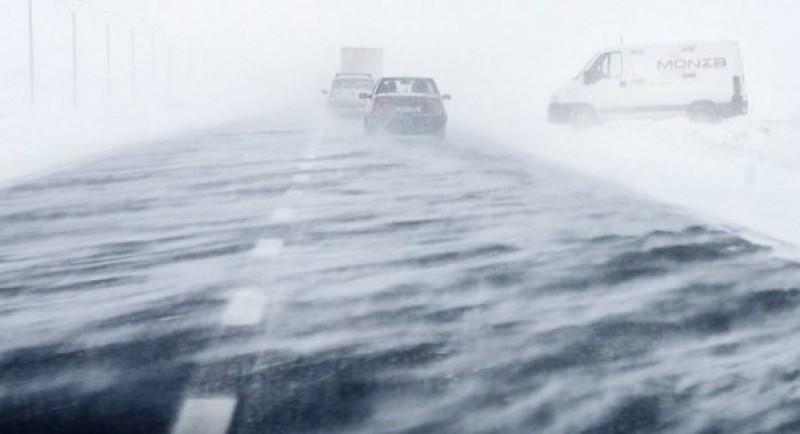 Atenție, dacă plecați la drum! Alertă meteo de vreme rea în toată țara