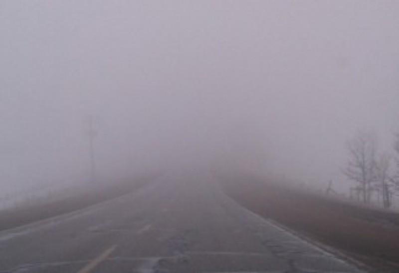 Atenție, dacă porniți la drum! Cod Galben emis de meteorologi!