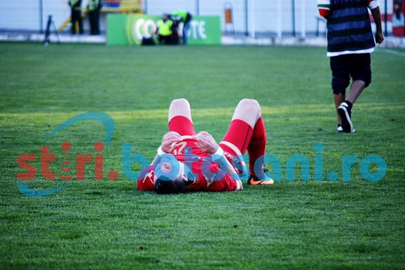ATENTIE! FC Botosani a ajuns pe primul loc retrogradabil din Liga 1! CLASAMENT