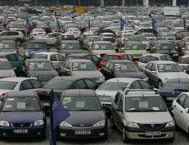 ATENŢIE la maşinile second-hand din Germania!