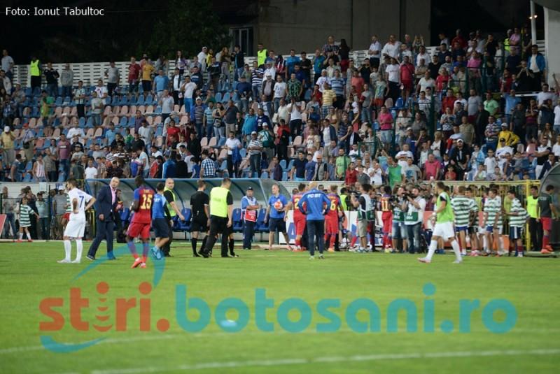 ATENTIE! Sfaturi pentru spectatorii meciului FC Botosani - Steaua Bucuresti!