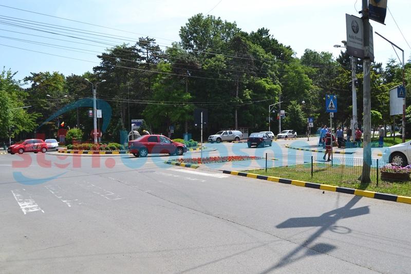 Atenţie, şoferi! O porţiune din Bulevardul George Enescu, închisă sâmbătă