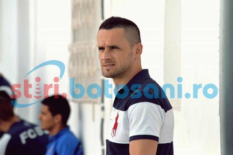 """Attila Hadnagy si-a luat RAMAS BUN de la FC Botosani: """"A fost cea mai frumoasa perioada de cand joc fotbal"""" - VIDEO"""
