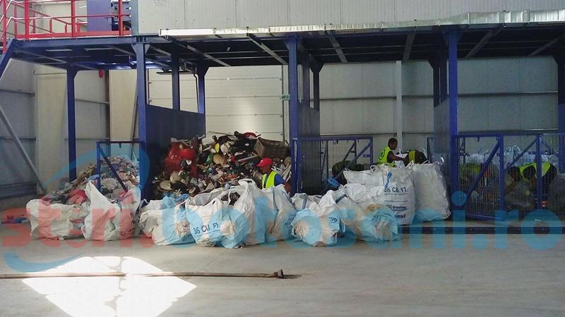 Au fost depozitate primele deșeuri la Stăuceni-FOTO, VIDEO