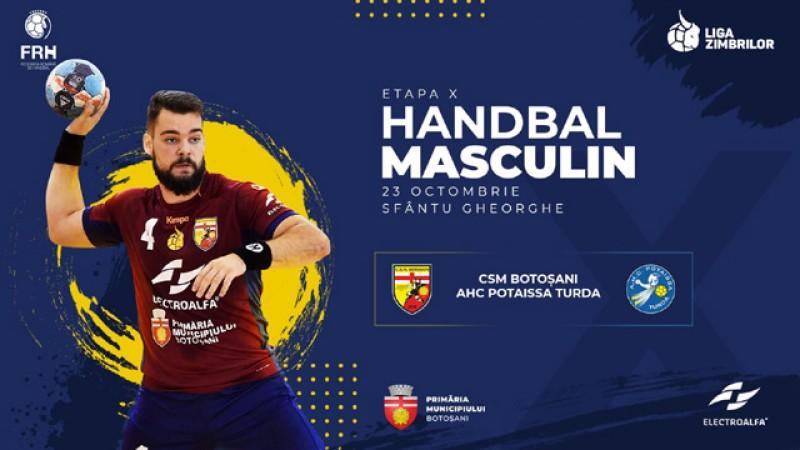 Au scăpat de Covid! Jucătorii de la CSM Botoșani joacă mâine împotriva Pottaisei Turda
