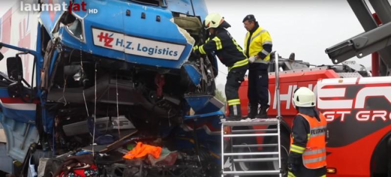 Austria: Doi români morți în urma unui accident. Imagini de coșmar! VIDEO
