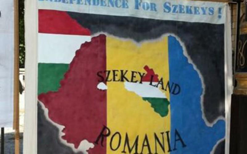Autonomia Ținutului Secuiesc a fost respinsă de Senat deci propunerea NU se va pune în practică