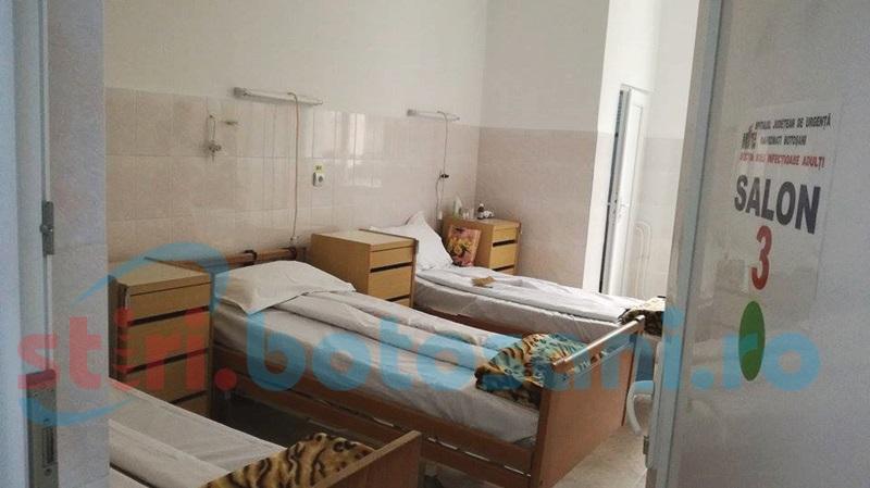 Autorităţile de la Botoșani se pregătesc de un nou val de infecţii SARS-Cov-2: se dublează numărul de paturi pentru copii