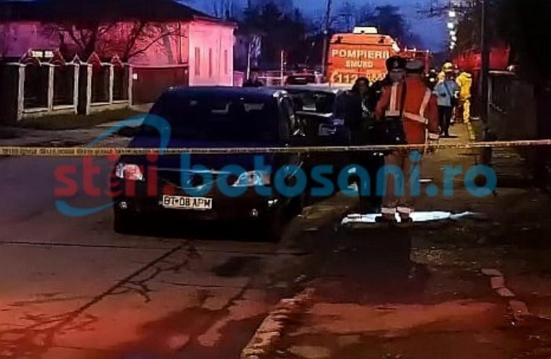 Autoritățile reiau măsurătorile pe strada Pușkin, în căutarea sursei de emanație a hidrocarburilor. 14 familii au fost evacuate peste noapte
