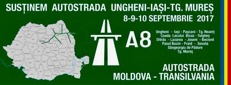 Autostrada spre Tg. Mureş trece pe sub geamurile Guvernului!