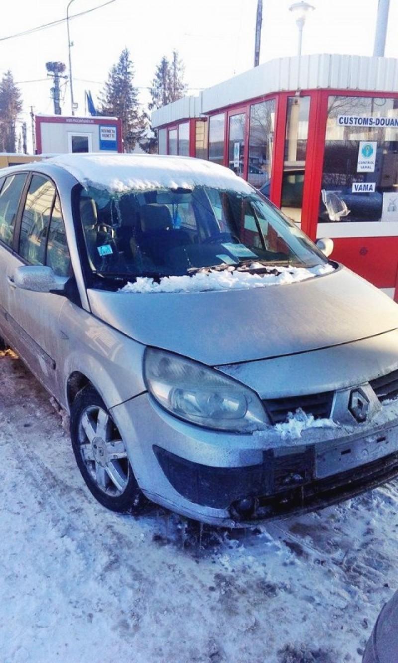 Autoturisme radiate din circulaţie în Belgia, descoperite la P.T.F. Rădăuți-Prut! Ce au spus șoferii! FOTO