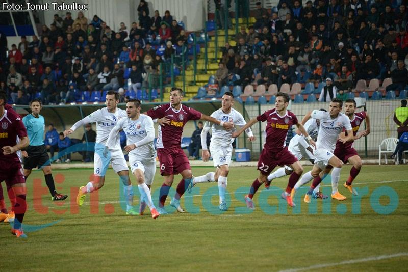 AVANCRONICA meciului FC Botosani - CFR Cluj!