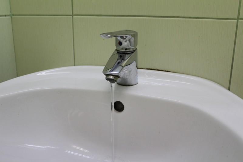 Avarie în reţeaua de alimentare cu apă!