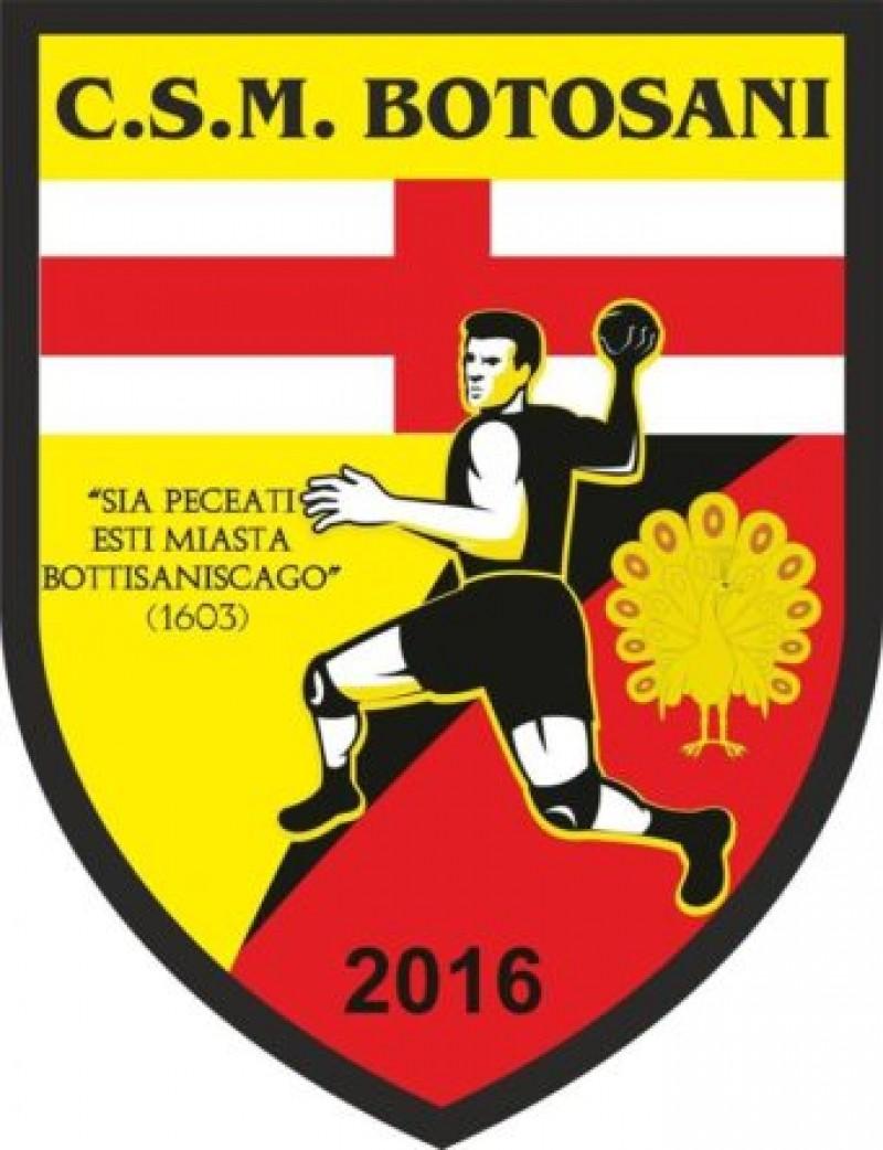 Avem din nou echipa de handbal masculin! CSM Botosani debuteaza pe 17 septembrie!