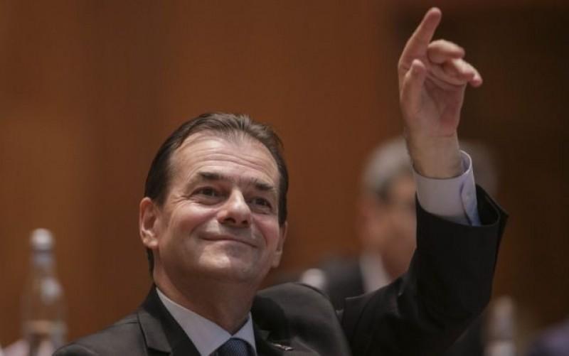 Avem Guvern   Ludovic Orban, premierul României   PSD a intrat oficial în Opoziţie, după șapte ani şi jumătate la Putere