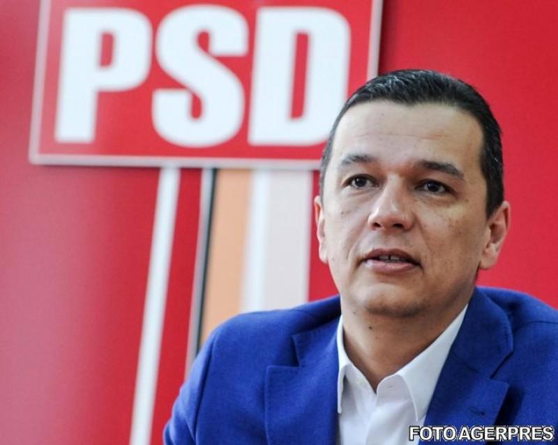 Avem premier! Sorin Grindeanu, desemnat prim-ministru de către presedintele Klaus Iohannis