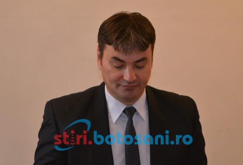Averea noului prefect al judeţului Botoşani