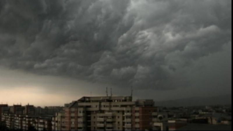 Avertizare meteo de vreme rea pentru toată țara: Ploi, ninsori și vânt puternic!