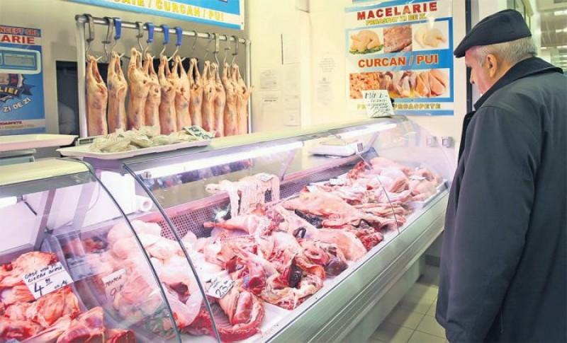 Bacteria E-Coli, descoperită în 69 de produse din carne din 24 de judeţe