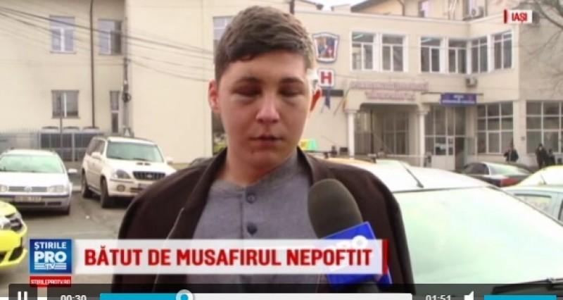 Baiat de 18 ani, din Botoșani, bătut crunt la o petrecere! Cearta a început de la iubita agresorului