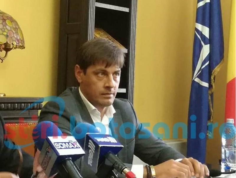 Soluții găsite la Botoșani de primarul Municipiului Bălți, la probleme cu care se confruntă administrația de peste Prut