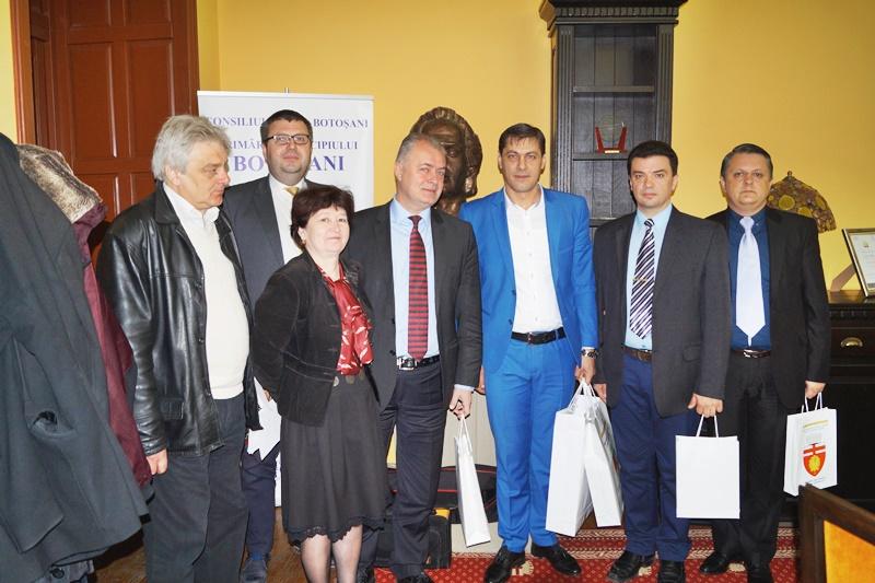 Oportunități de colaborare între Municipiul Botoșani și orașul Bălți