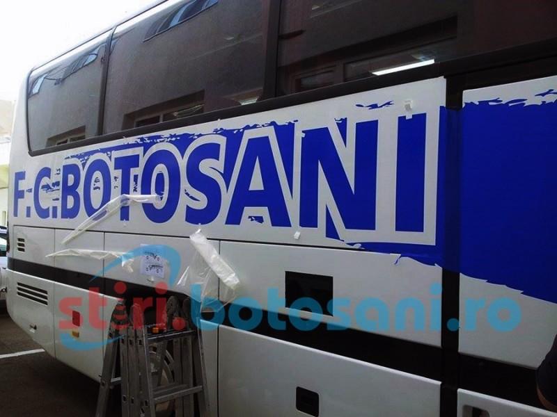 FC Botoşani va primi şi anul acesta bani de la Consiliul Judeţean