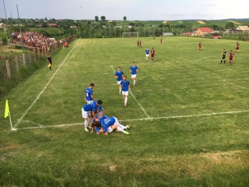 BARAJ Liga 3: Luceafarul Mihai Eminescu a invins Vointa Ion Creanga, in prima mansa a barajului!