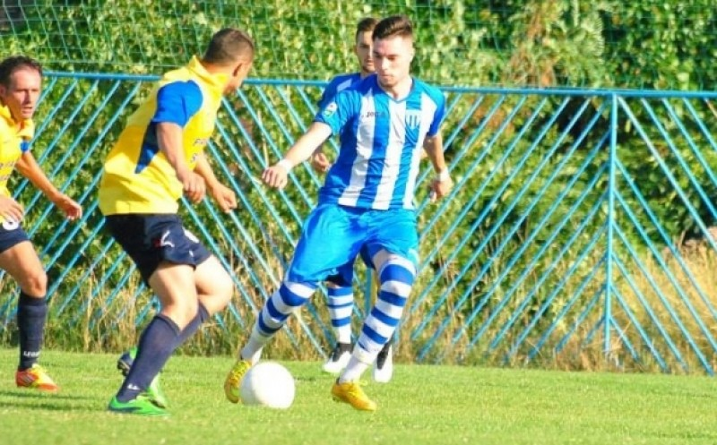 Baraj: Universitatea II Craiova a promovat in Liga 3! Un botosanean, printre marcatori!