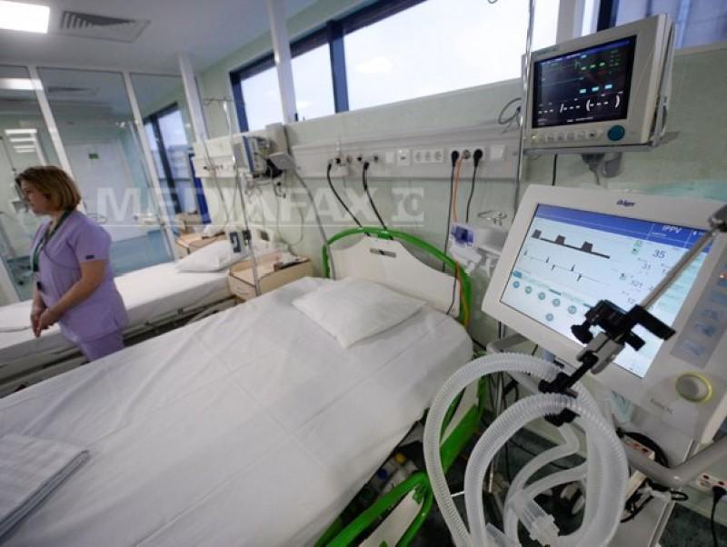 Bărbat abandonat de familie, decedat pe patul de spital