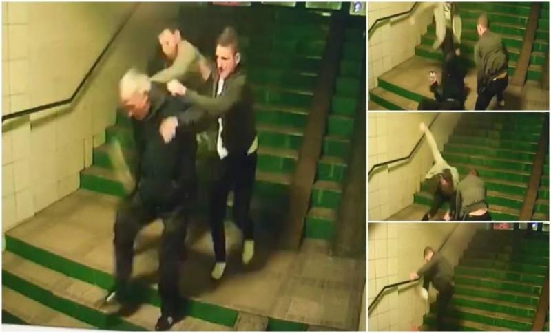 Bărbat bătut cu sălbăticie, la Brașov. Unul dintre agresori, un tânăr de 18 ani, este din Botoșani!