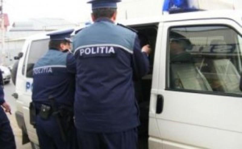 Bărbat condamnat la închisoare cu executare, prins de poliţişti şi plasat în Penitenciar