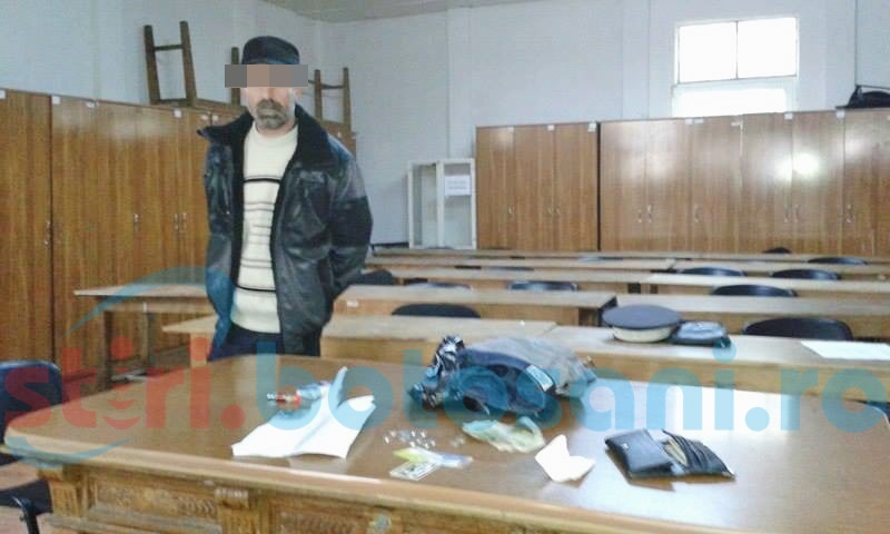 Bărbat cu un portofel suspect, depistat în Centrul Vechi! Ce le-a spus polițiștilor! FOTO