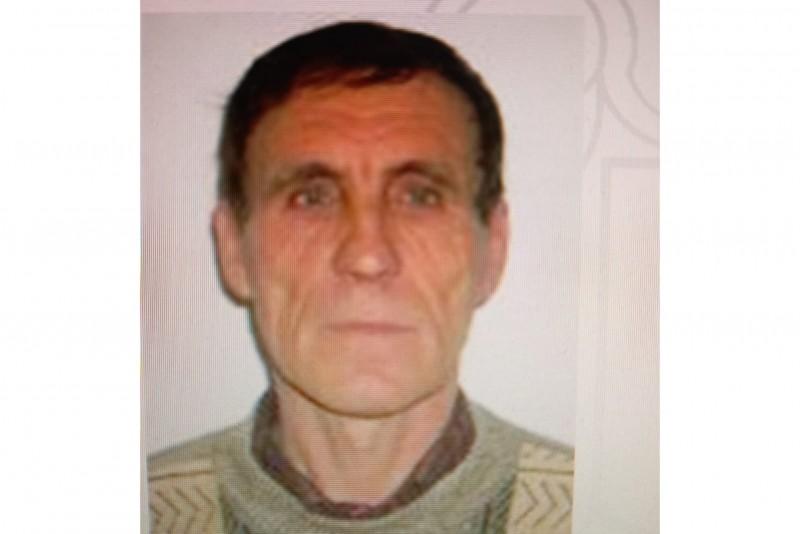 Bărbat de 64 de ani căutat de familie și polițiști