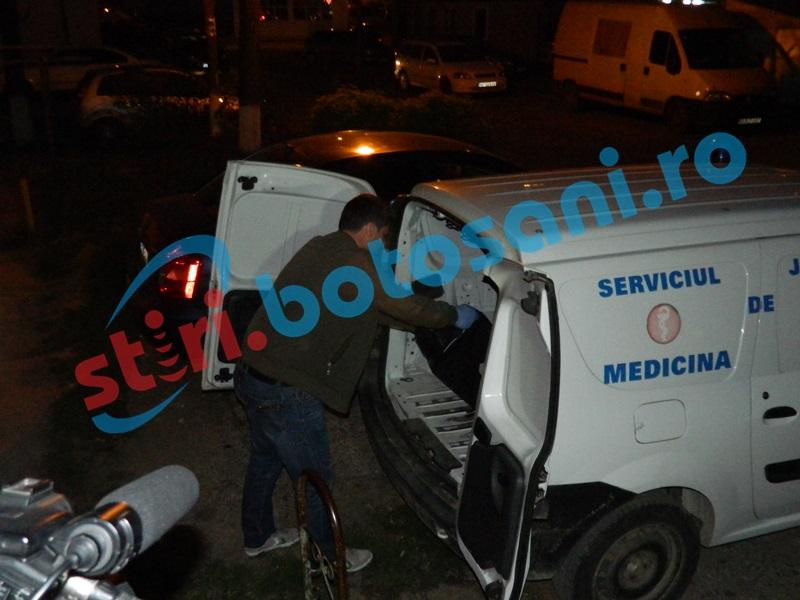 Bărbat găsit mort intr-o cladire dezafectată din municipiul Botoșani!
