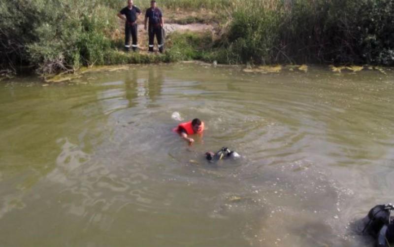 Bărbat înecat într-un pârâu. Victima nu a fost identificată