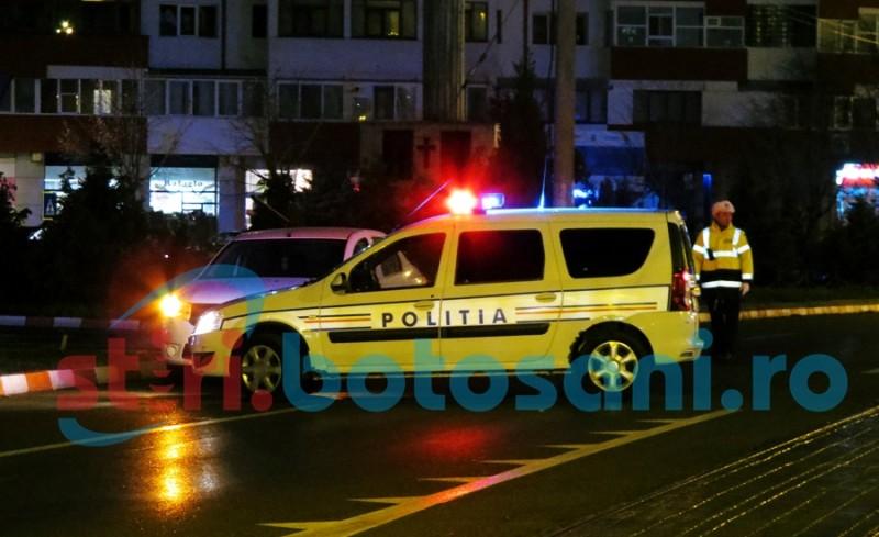 Bărbat lovit de o maşină pe strada Cuza Vodă!