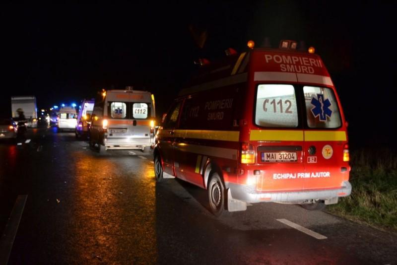 Bărbați uciși de un șofer în stare de ebrietate. Vinovatul a fost reținut
