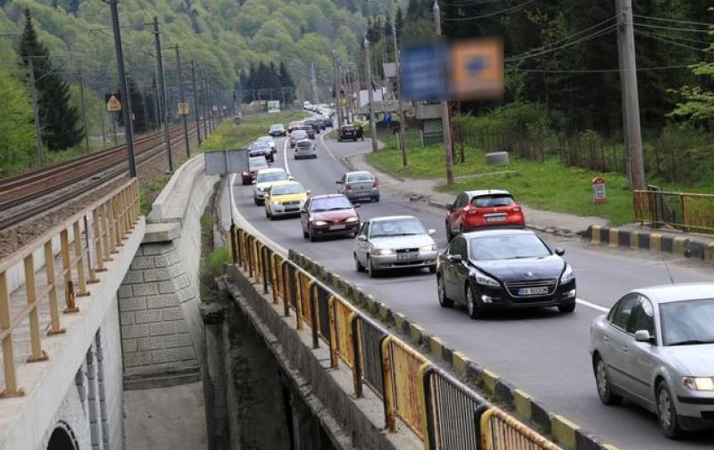 Bărbații din România adoră să se șicaneze în trafic