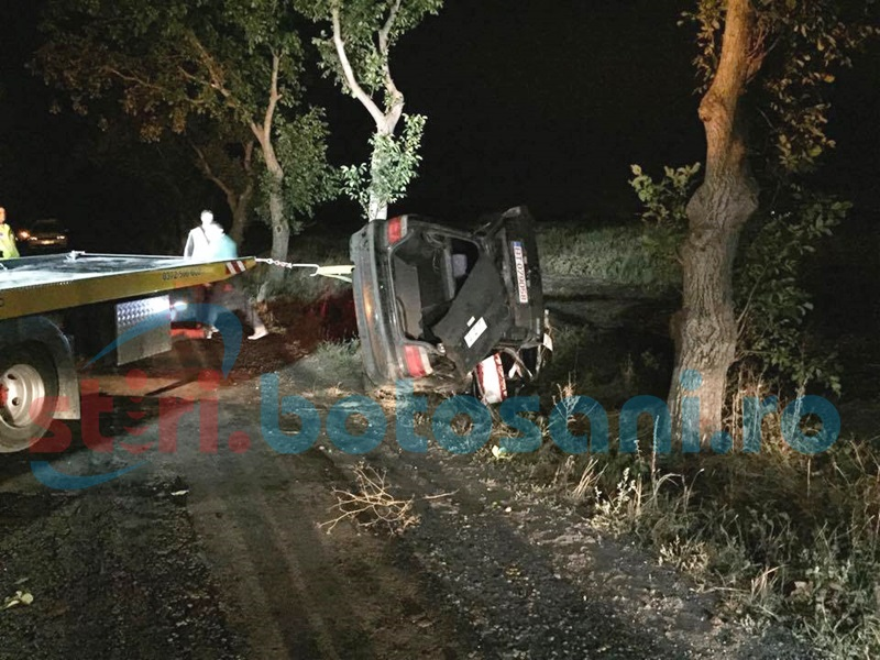 Bărbatul din Roma, abandonat în mașina condusă de amicul băut și fără permis, a decedat!