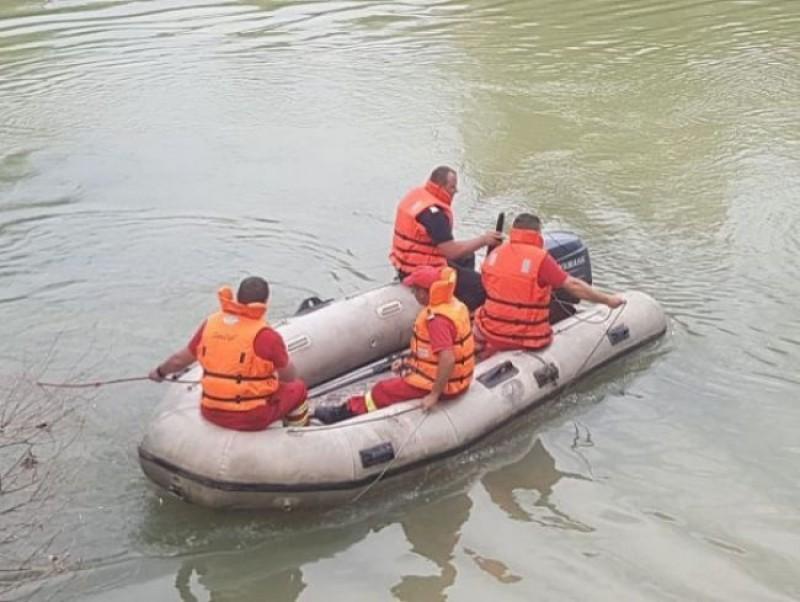 Bărbatul dispărut duminică în apele Prutului a fost găsit