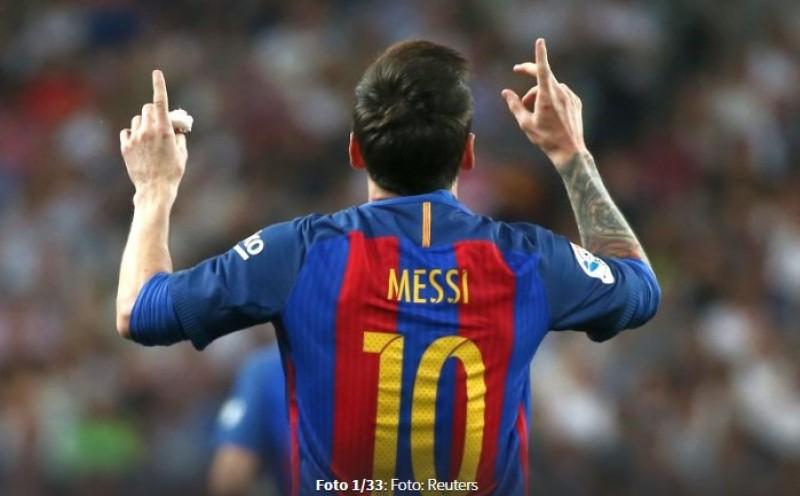 Barcelona învinge în prelungiri în El Clasico, 3-2, și titlul încă se joacă în Spania - VIDEO