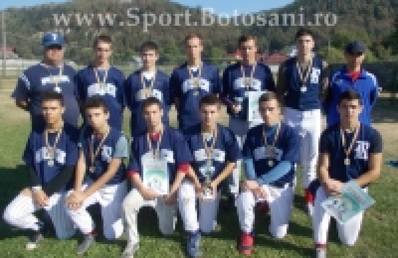 BASEBALL | CSS Botosani a castigat CAMPIONATUL NATIONAL