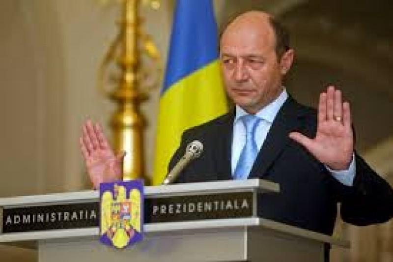BĂSESCU: România nu apreciază că împotriva Ucrainei s-a produs o invazie