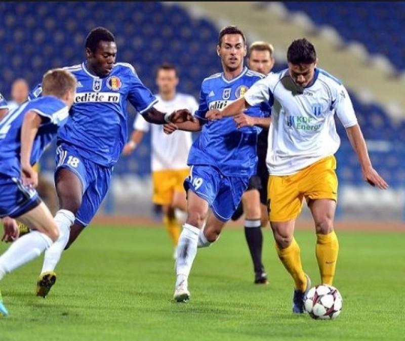 Bataie DA, fotbal BA! Egal tensionat in derby-ul Craiovei!