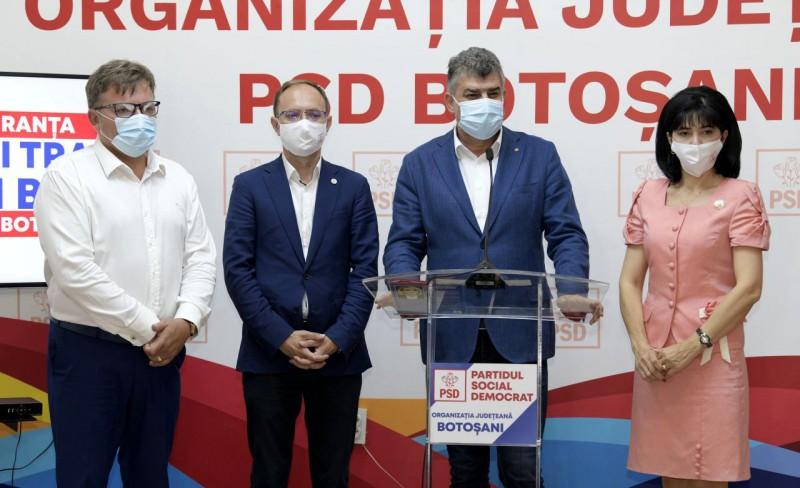 Bătălia pentru democrație de la Botoșani continuă. PSD Botoșani face plângeri penale membrilor BEM: Flutur vrea să ajungă primar prin încălcarea flagrantă a normelor electorale în vigoare și prin falsuri în acte publice