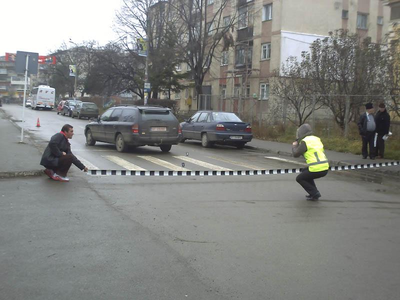 Batrana accidentata in fata Liceului Sportiv nu s-a asigurat inainte de a traversa, spun martorii!