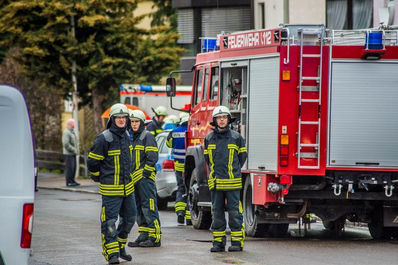 Bătrână salvată, în ultima clipă, de pompierii botoșăneni