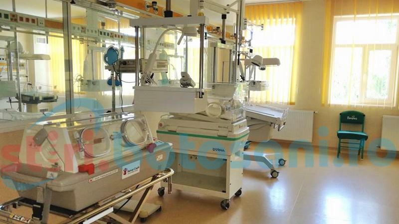 Bebeluş mort în Maternitatea Botoşani, la câteva ore după naştere! Familia caută răspunsuri