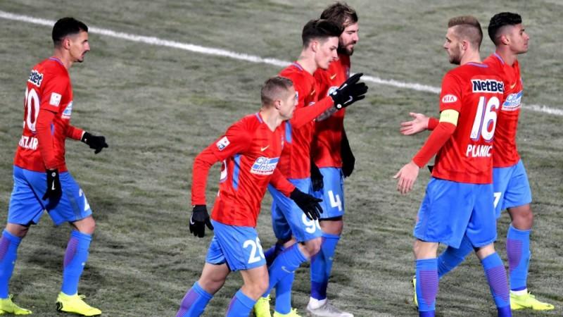 """Becali nu îl trimite pe Mihai Roman înapoi la Botoșani: """"E foarte credincios. Rugăciunea lui face cât 17 goluri ale lui Messi"""""""
